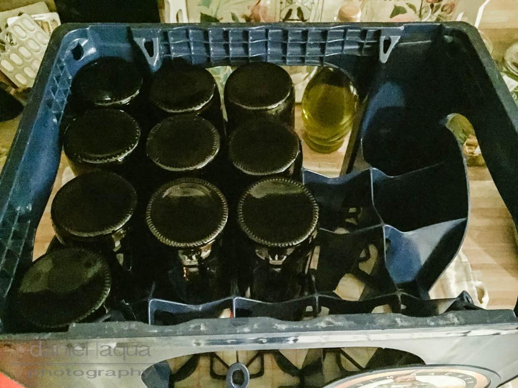 Flaschentrocknung
