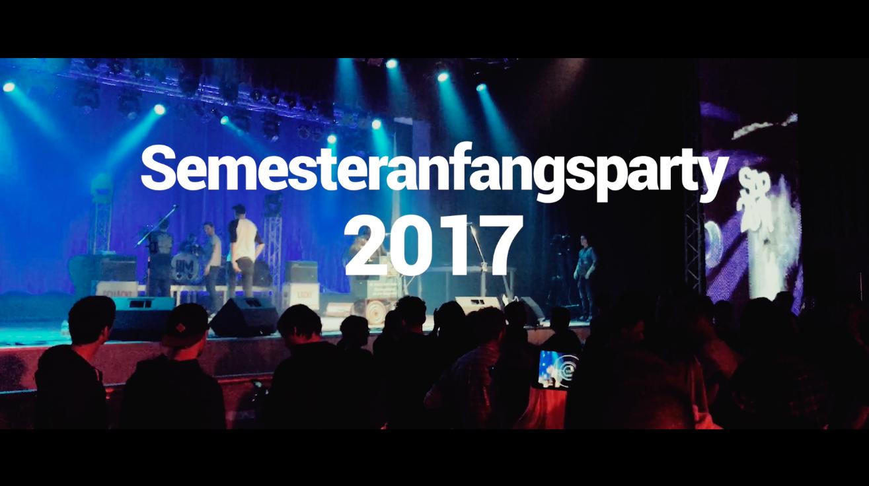 Semester Anfangs Party 2017 Ilmenau